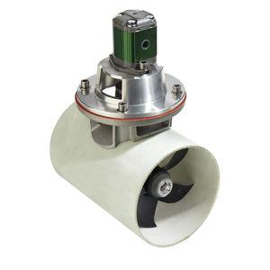propulseur d'étrave / pour yacht / hydraulique / à tunnel