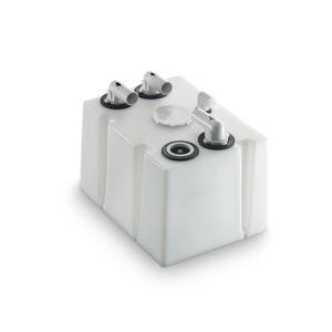 réservoir d'eaux usées / pour bateau / pour WC