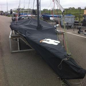 13 Bateau Robuste Protection UV B/âche De Protection pour Bateaux /À Moteur Yacht Tri-Coque,11 SHJC Housse de Bateau imperm/éable en Tissu Oxford 300D