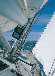 bôme pour voilier / pour mât enrouleur