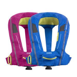 gilet de sauvetage gonflable automatique / 150 N / 100 N / pour enfant