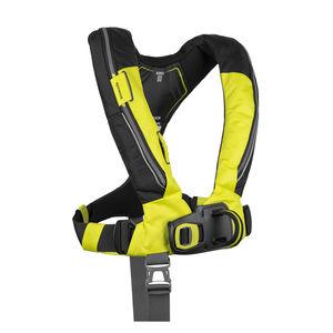 gilet de sauvetage gonflable automatique / 275 N / 170 N / avec harnais de sécurité