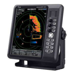 radar pour bateau / ATA / avec AIS / monochrome