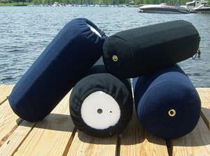 chaussette pour pare-battage de bateau
