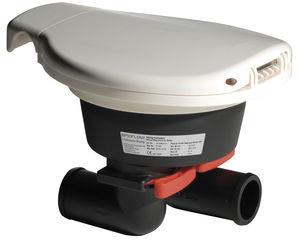 pompe pour bateau / de cale / à eau / à diaphragme