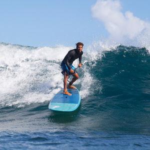 SUP de vagues / sur mesure / en bambou / en composite