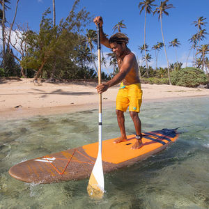 pagaie pour stand-up paddle-board / de loisir / symétrique / simple