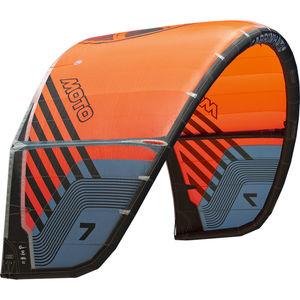aile de kitesurf hybride / de freeride / de freestyle / crossover