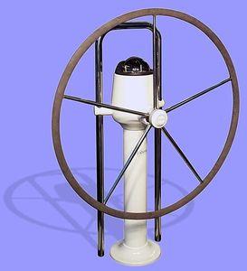 colonne de barre à roue à câble