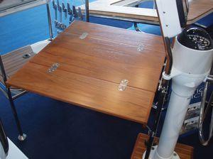 table de cockpit fixe