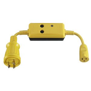 câble adaptateur / pour ponton / marin
