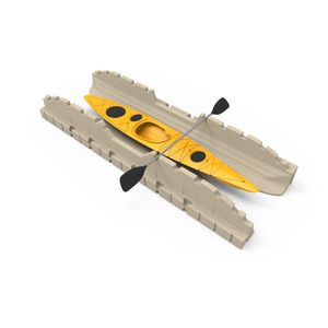 cale de mise à l'eau kayaks