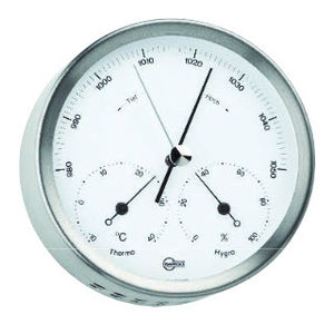 baromètre analogique / thermomètre / hygromètre