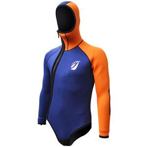veste pour canoë-kayak / en néoprène / à capuche
