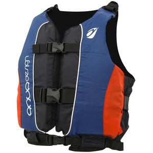 gilet d'aide à la flottabilité pour sports nautiques / pour canoës et kayaks / pour voile légère / unisexe