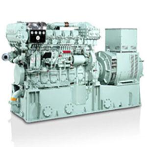 moteur auxiliaire pour navire / diesel / Tier 1