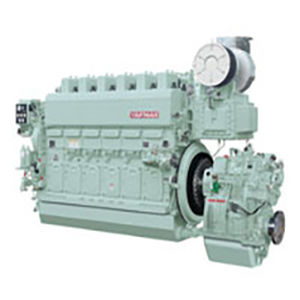 moteur pour navire semi-rapide