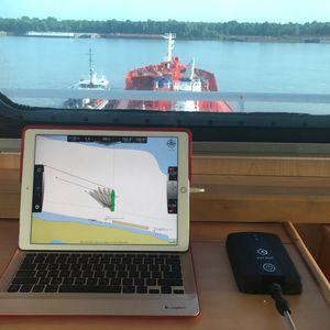 système de navigation pour navire / GNSS / DGPS / par ordinateur