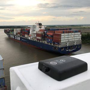 système de navigation pilote automatique / pour navire / GPS / par ordinateur