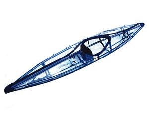 kayak transparent / pliable / de randonnée / longue distance