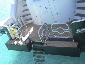 pare-battage pour bateau / plat / personnalisé