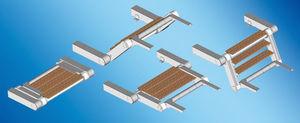 plateforme multifonction / pour yacht / de baignade / élévatrice