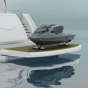 plateforme pour bateau / multifonction / élévatrice