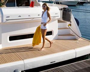 plateforme pour bateau / pour yacht / multifonction / sur mesure