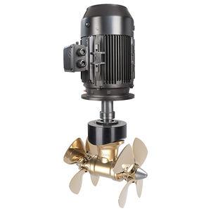 propulseur d'étrave / pour bateau / AC / hélice contrarotative