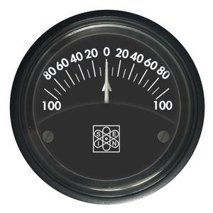 indicateur pour bateau / ampèremètre / analogique / pour moteur