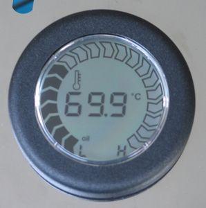 indicateur pour bateau / de température d'huile / numérique