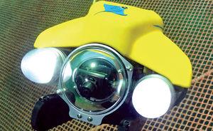 ROV sous-marin d'intervention / pour inspection de cage à poissons / pour l'aquaculture
