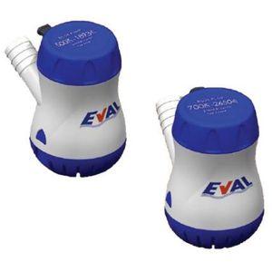 pompe pour bateau / de cale / à eau / électrique