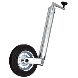 roue jockey pour remorque