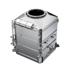 générateur de gaz inerte pour navire / pour la réduction des SOx