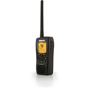 radio pour bateau / portable / VHF / étanche