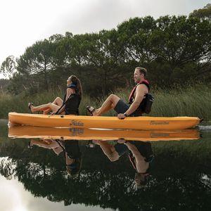kayak rigide / de loisir / de pêche / tandem