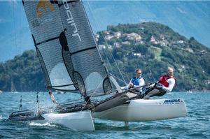 catamaran de sport pour raid côtier