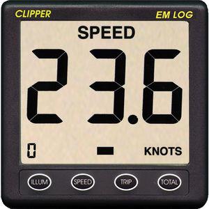 speedomètre pour bateau