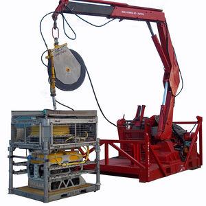 système de lancement et rattrapage pour ROV