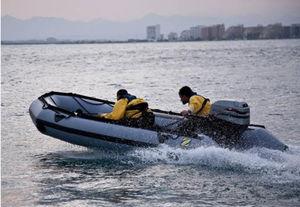 bateau professionnel bateau militaire / hors-bord / bateau pneumatique pliable