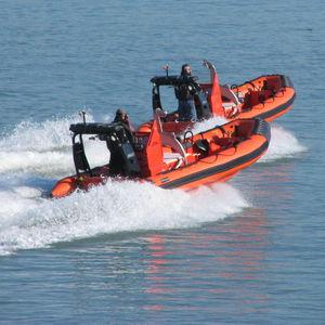 bateau de recherche et sauvetage