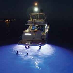 lampe sous-marine