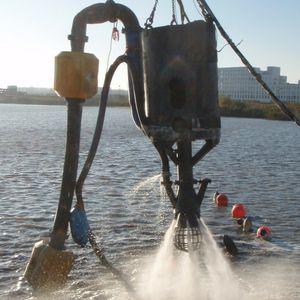 pompe pour navire / de transfert / de dragage / à eau