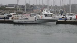 bateau de transport logistique