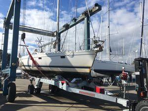 remorque de manutention / pour voilier / hydraulique