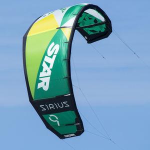 aile de kitesurf C-shape / hybride / de freeride / de freestyle