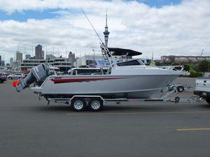 cabin-cruiser hors-bord / open / de sport / de pêche sportive