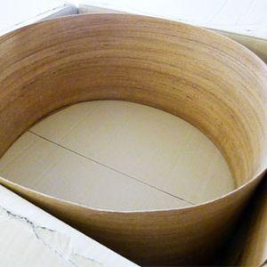 panneau de placage / en acier / en teck / stratifié