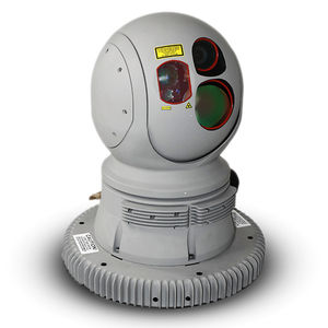 caméra pour navire / pour faible luminosité / infrarouge / thermique